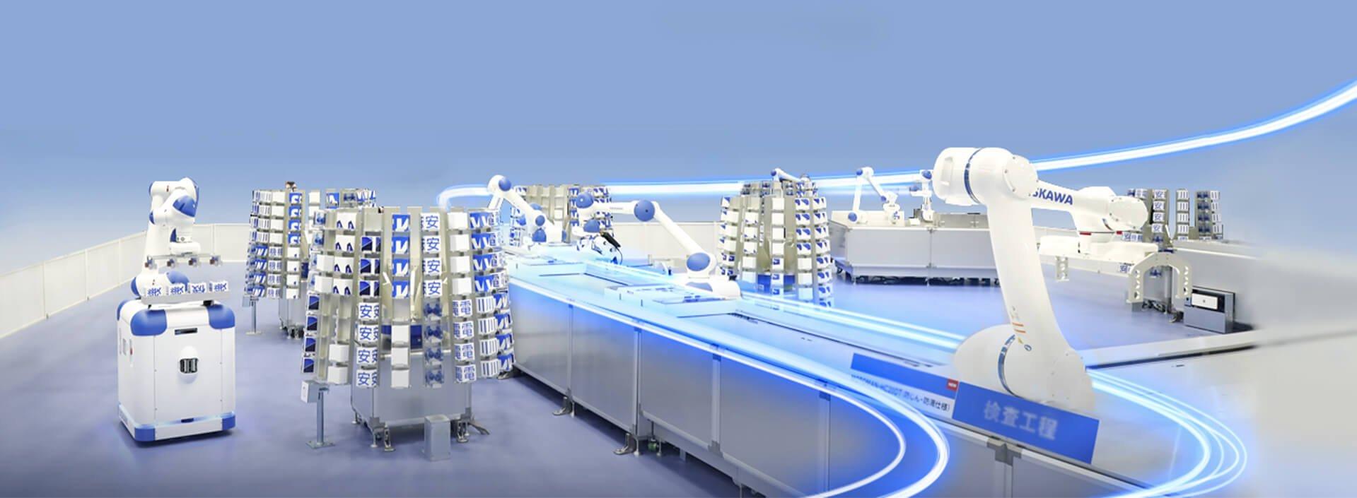 i³-Mechatronics智慧化工廠