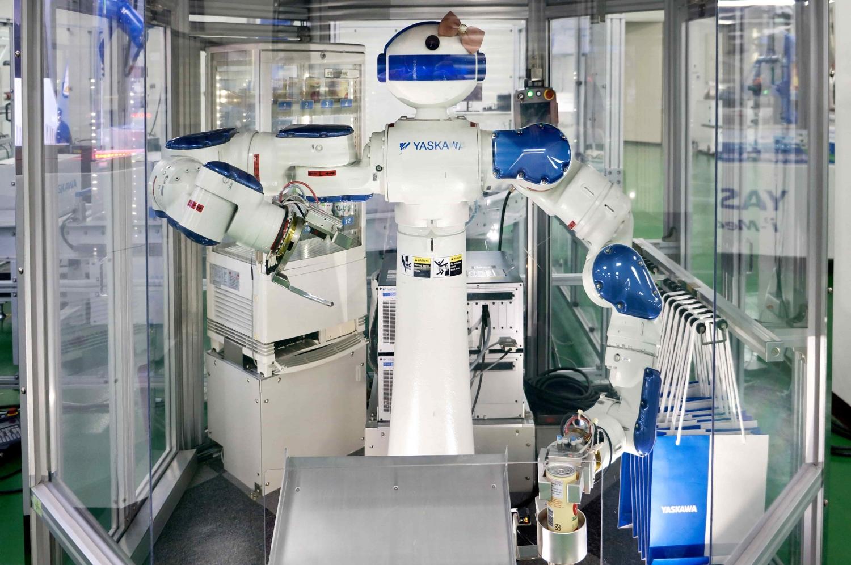 ⑦雙腕視覺機器人-1-min